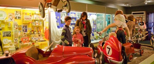 Childhood Museum Interior Edinburgh 736