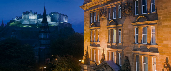 Luxury 5 Star Hotels In Edinburgh