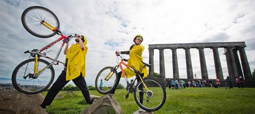 Edinburgh Festival Of Cycling 736X330