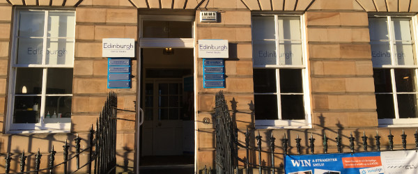 Edinburgh Dental Studio 600X250