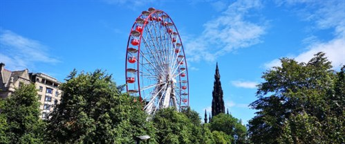 Edinburgh Festival Wheel