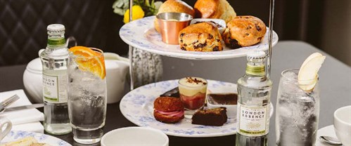 The Best Afternoon Tea in Edinburgh, Scotland, UK