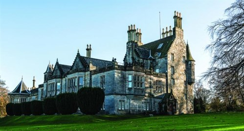 Magical Lauriston Castle Min
