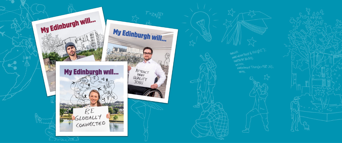 2050 Edinburgh City Vision - This is Edinburgh