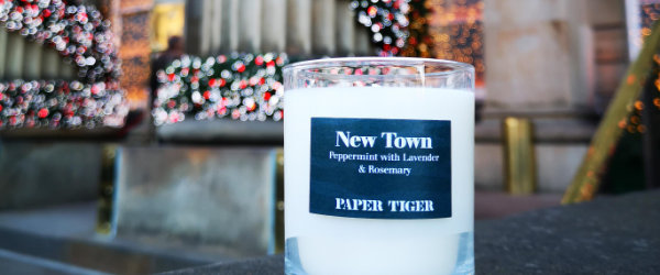 Paper Tiger Candle 2