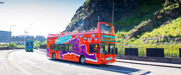 Bright Bus Tours Launch