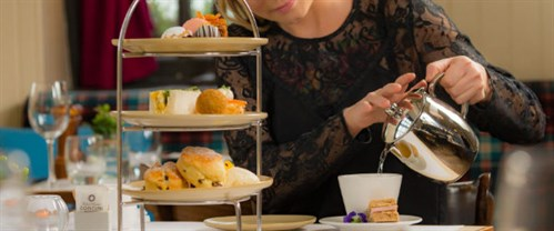 Contini Afternoon Tea