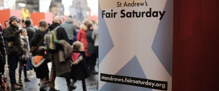 St Andrews Day Saturday Edinburgh