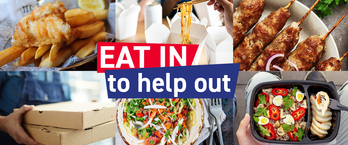 Eat In To Help Out