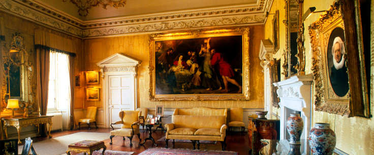 Hopetoun House Interior South Queensferry By Visit Scotland