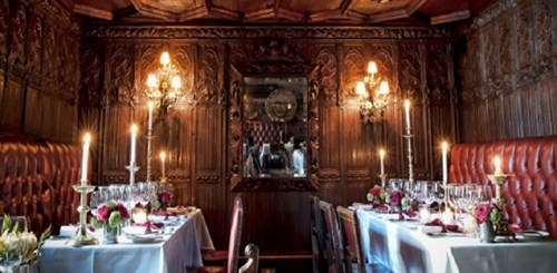 The Witchery Restaurant