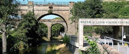 Water Of Leith Walkway Juniper Green Credit Water Of Leith Conservation Facebook