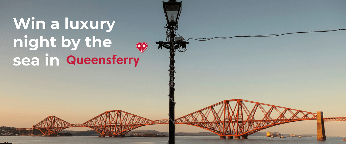 Win A Stay By The Sea In Queensferry Hero Panel
