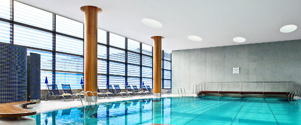 Sheraton One Spa Pool 600X250