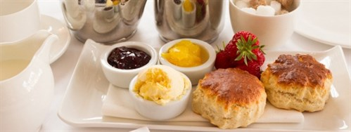 The Roxburghe Hotel Afternoon Tea