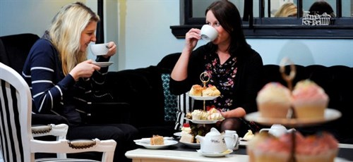 Mimis Bakehouse Afternoon Tea