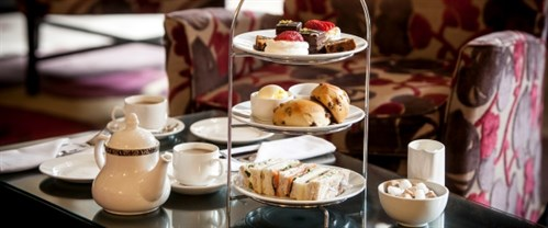 The Carlton Hotel Afternoon Tea