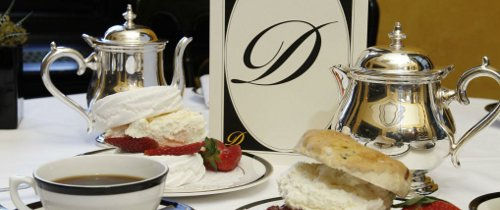 The Dome Cream Tea