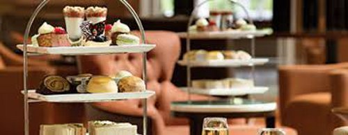 The Caledonian Waldorf Astoria Hotel Afternoon Tea