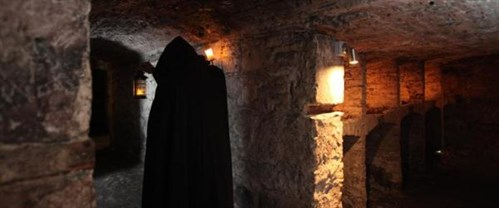 Mercat Tours Blair Street Underground Vaults