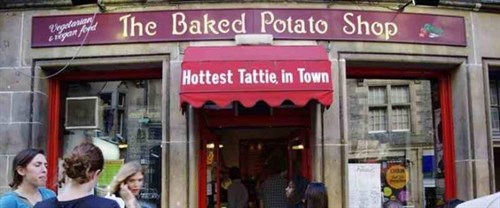 The Baked Potato Shop