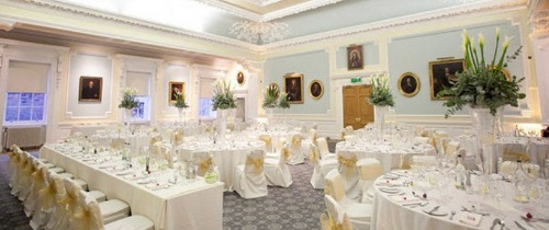 Surgeons Hall Interior Wedding