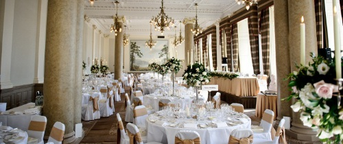 The Balmoral Interior Wedding