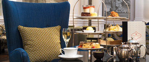The Balmoral Hotel Afternoon Tea