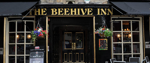 The Beehive Inn Cr Website