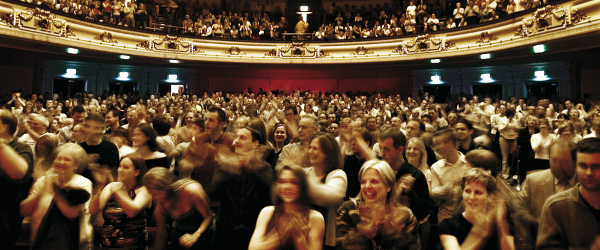 Usher Hall Audience Cr Stuart Armitt