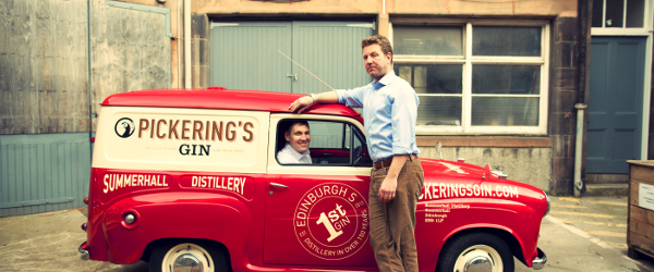 Pickerings Gin Founders