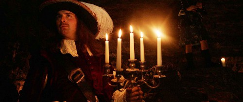 Mercat Tours Candlelit Historical Man