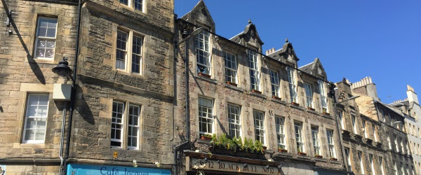 Grassmarket Windows