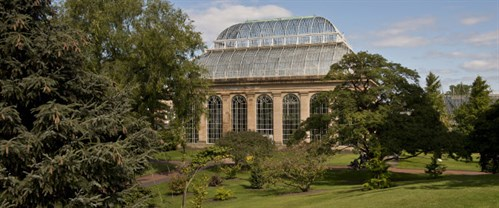 Botanics Palm House