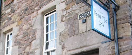 The Royal Mile Cafe