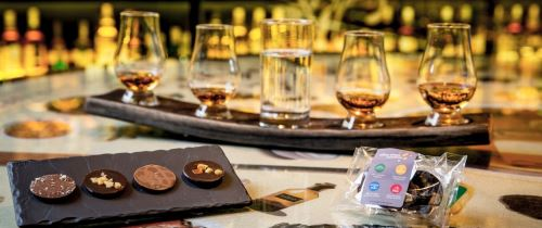 Chocolate And Whisky Pairing Scotch Whisky Experience