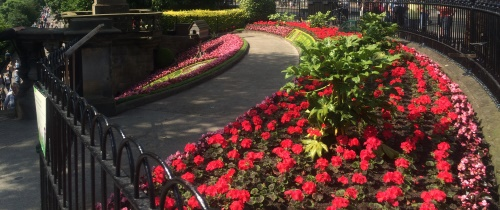Edinburgh Summer Gardens