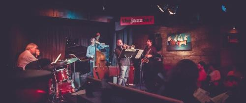 The Jazz Bar Cr Website