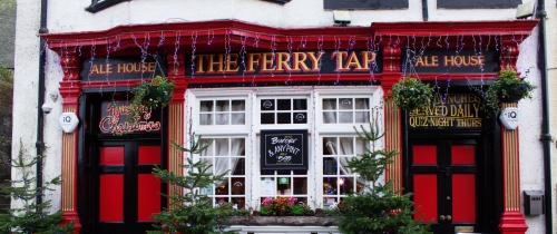 The Ferry Tap ED 500