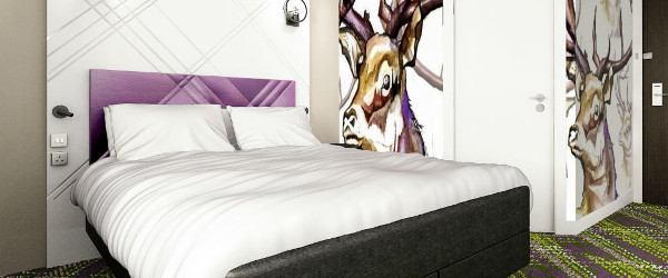 Ibis Styles Stag Room