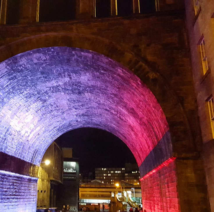 Regent Bridge Lights CE