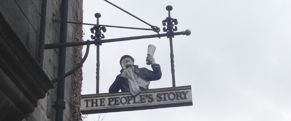 Peoples Story Sign