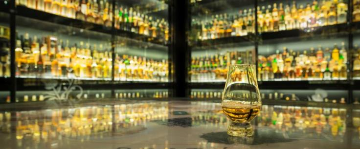 Scotch Whisky Experience Amber Room Credit SWE
