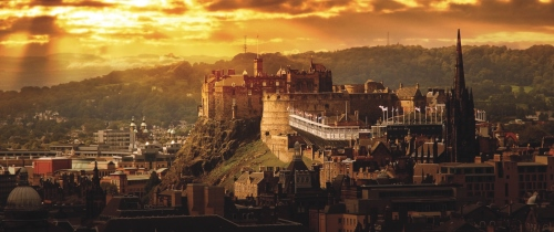 Scotch Whisky Experience Edinburgh Castle Credit SWE