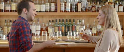 Scotch Whisky Experience Guests Credit SWE