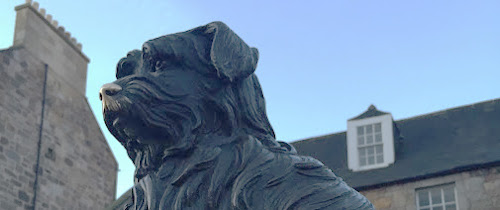 Greyfriars Bobby Head