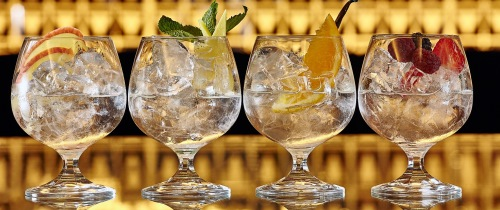 SHERATON Gin Garnish 500X210