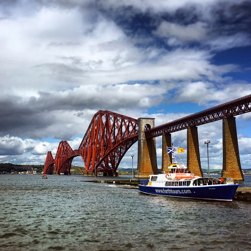 Forth Bridge 500