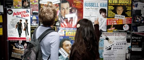 Edinburgh Festival Fringe Posters Credit Fringe Website 500