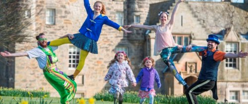 Festival Of Museums Lauriston Castle Edinburgh 500X210